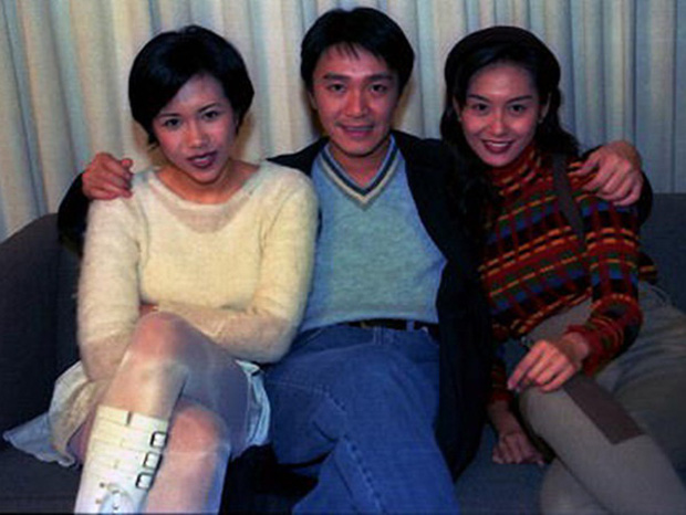 Châu Tinh Trì - Chu Ân từng là cặp đôi đẹp của showbiz Photo-1-16066534539512097960237