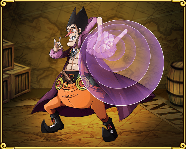 5 phản diện vô dụng nhất One Piece, đọc xong mới thấy Buggy vẫn còn bá đạo chán - Ảnh 6.