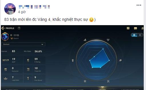 Game thủ Việt thừa nhận độ khó khi leo rank LMHT: Tốc Chiến, không quên cà khịa LQMB thì chỉ cần một tuần là lên cao thủ - Ảnh 4.