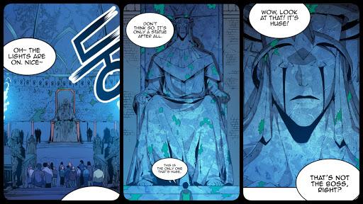 """Solo Leveling: Tất tần tật về tượng thiên thần, sức mạnh vừa đánh """"sấp mặt"""" Jin woo trong hầm ngục kép - Ảnh 1."""