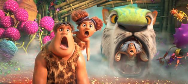 Gia Đình Croods: Kỷ Nguyên Mới – phim hoạt hình mới nhất của hãng Universal Photo-1-1606743685929827754995