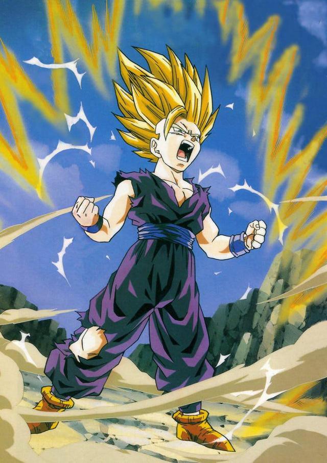 Dragon Ball: Nếu Gohan không đi học và máu me đánh đấm như cha mình, liệu anh có mạnh hơn Goku? - Ảnh 1.