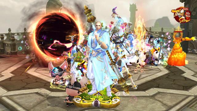 Sướng như game thủ Thục Sơn: Mang hẳn Bảng Phong Thần vào Update, hạ Khương Tử Nha nhận toàn quà khủng - Ảnh 1.