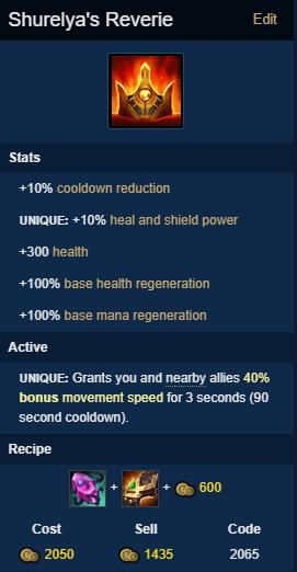 Vương Miện Shurelya - Món đồ giúp game thủ LMHT leo rank thần tốc mà ít người biết tới - Ảnh 3.