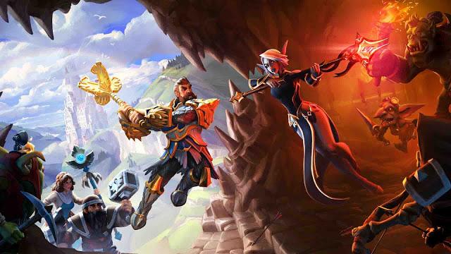 Trải nghiệm cảm giác làm chúa tể bóng tối với Dungeons 3, game miễn phí 100% - Ảnh 1.