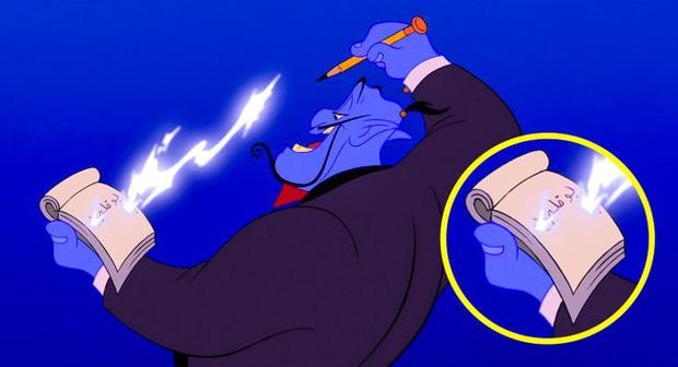 10 chi tiết siêu nhỏ nhưng ẩn giấu nhiều ý nghĩa trong các bộ phim của Disney: Tinh tế là đây chứ đâu! - Ảnh 2.