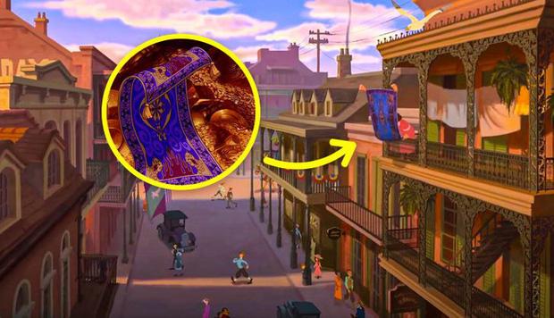 10 chi tiết siêu nhỏ nhưng ẩn giấu nhiều ý nghĩa trong các bộ phim của Disney: Tinh tế là đây chứ đâu! - Ảnh 8.
