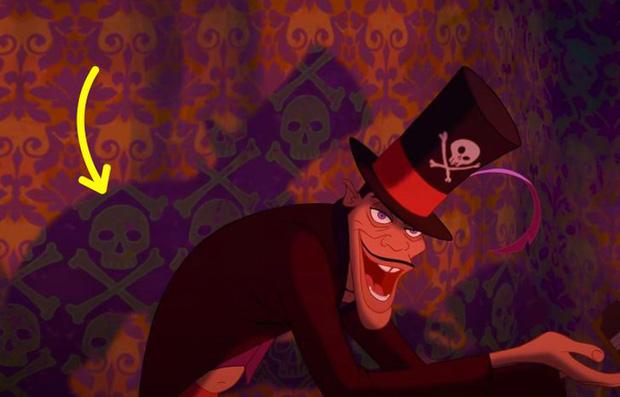 10 chi tiết siêu nhỏ nhưng ẩn giấu nhiều ý nghĩa trong các bộ phim của Disney: Tinh tế là đây chứ đâu! - Ảnh 3.