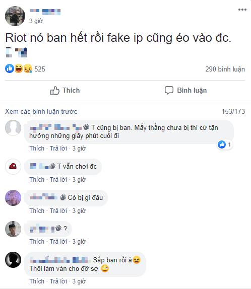 Riot cấm cửa mọi thể loại VPN, game thủ LMHT: Tốc Chiến Việt phản ứng trái chiều, nhiều người tự hào vẫn cày thoải mái - Ảnh 2.