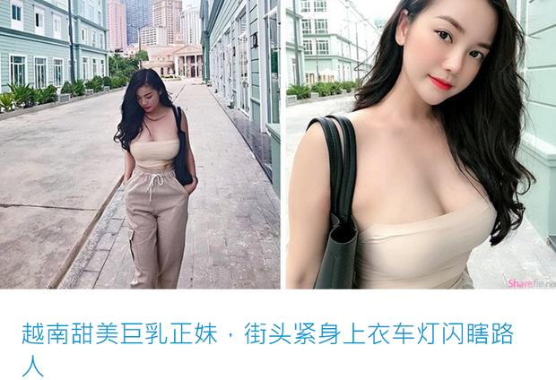 Sở hữu vòng một lên tới 108cm, nàng hot girl Việt quyến rũ khiến cộng đồng mạng xao xuyến, lên cả báo nước ngoài - Ảnh 2.