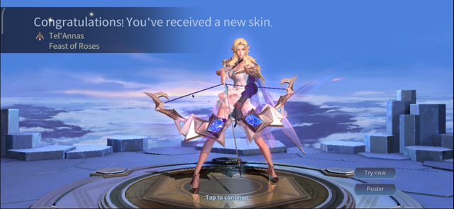 Game thủ Liên Quân khôn lỏi trúng lượng skin siêu khủng sau sự cố của Garena - Ảnh 3.