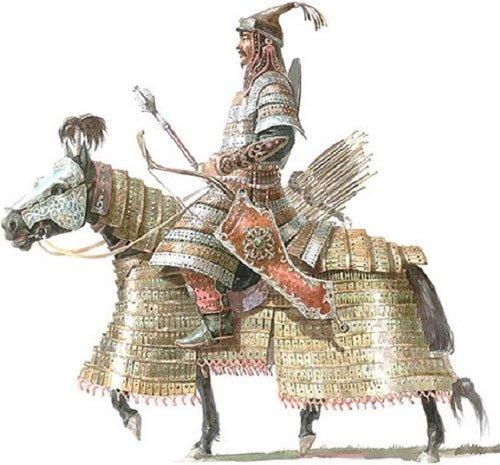 Những đội quân quỷ dữ có thật trong lịch sử thế giới - Ảnh 4.
