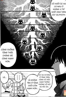 Black Clover: Giải mã bí ẩn về cây của sự chết chóc, 2 đoàn trưởng Yami và William liệu có hy sinh - Ảnh 1.