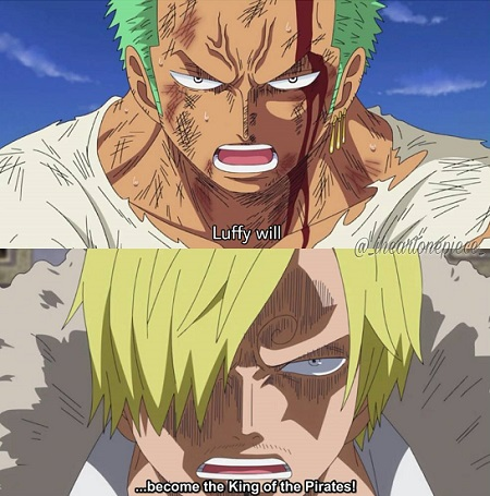 One Piece chap 997: Sanji có thực sự là con ghẻ trong lòng Oda? - Ảnh 3.