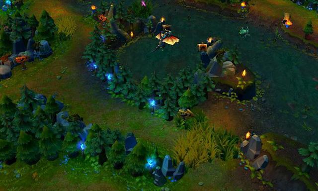 Liên Minh Huyền Thoại cảm nhận được sự thay đổi đáng kinh ngạc của trò chơi Photo-6-1606837334557528356485