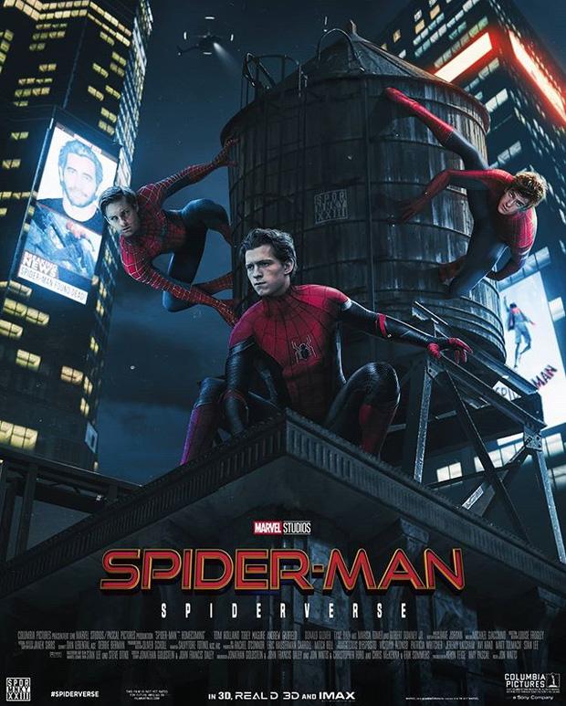 Thính cực thơm từ Spider-Man 3: Loạt Nhện cũ cùng dàn sao Marvel góp mặt, Tom Holland có nguy cơ đóng cameo ở phim của mình? - Ảnh 5.