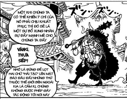 Giả thuyết One Piece: Lý do Kaido dẫn quân đến Marine Ford năm xưa là để giải cứu Ace? - Ảnh 3.