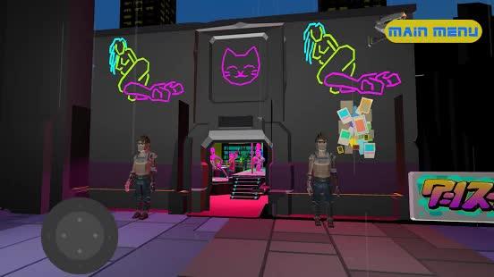 Xuất hiện game Cyberpunk 2088, cho tải và chơi miễn phí 100% - Ảnh 2.