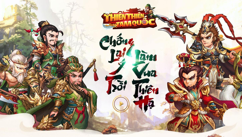 Thiên Thiên Tam Quốc chốt ra mắt 16/12, thách thức mọi lão làng bằng gameplay tuyệt đỉnh hack não - Ảnh 1.