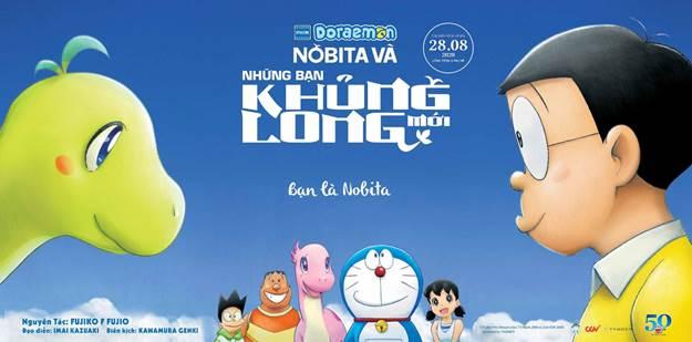 Doraemon: Nobita và Những Bạn Khủng Long Mới đích thị là phim hoạt hình khán giả mọi lứa tuổi không thể bỏ lỡ - Ảnh 4.