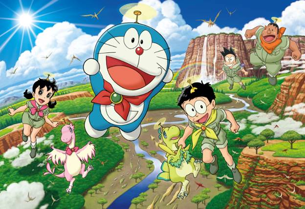 Doraemon: Nobita và Những Bạn Khủng Long Mới đích thị là phim hoạt hình khán giả mọi lứa tuổi không thể bỏ lỡ - Ảnh 5.