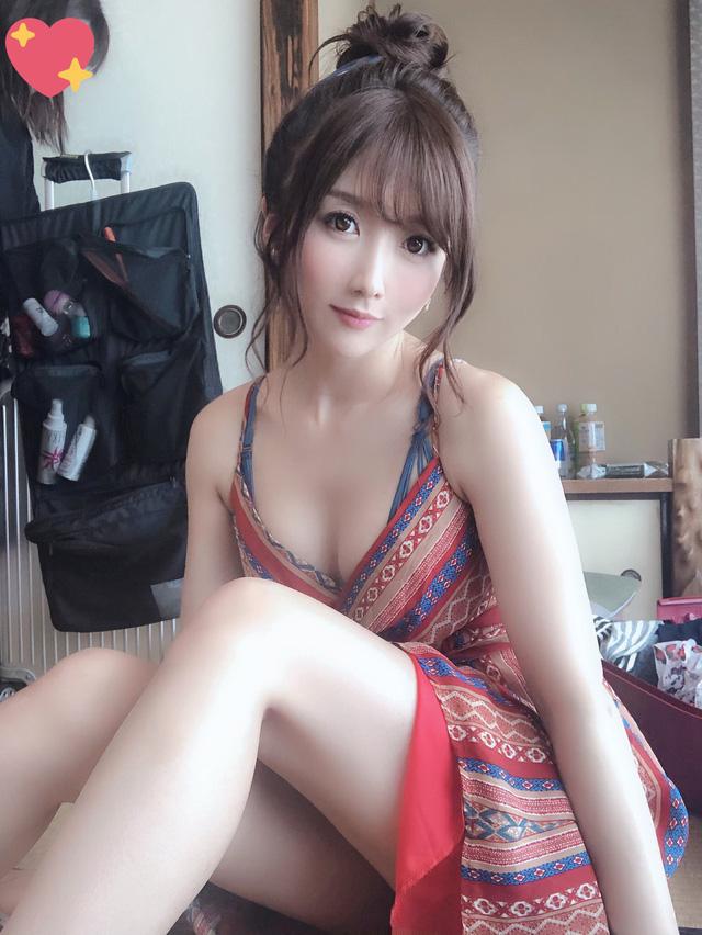 Otsuki Hibiki cô nàng hot girl, diễn viên AV siêu vip Photo-1-16079202020991305063264