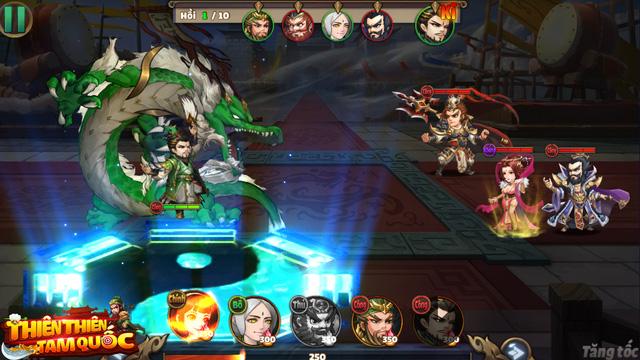 Siêu phẩm game hack não Thiên Thiên Tam Quốc chính thức tung link tải, sẵn sàng ra mắt 16/12 - Ảnh 2.