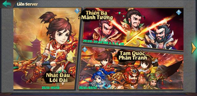 Siêu phẩm game hack não Thiên Thiên Tam Quốc chính thức tung link tải, sẵn sàng ra mắt 16/12 - Ảnh 6.