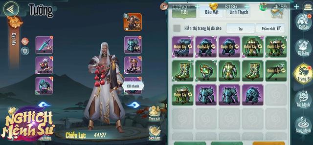 Tân binh quái vật Nghịch Mệnh Sư reset luôn khái niệm game thẻ tướng thông thường như thế nào? - Ảnh 7.