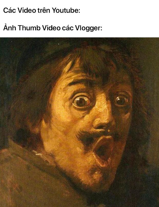 Loạt meme tranh cổ điển cho thấy dân mạng có thể đem sự hài hước vào tất cả mọi thứ trên đời - Ảnh 12.