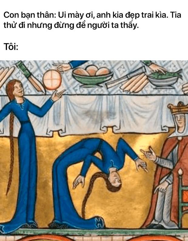 Loạt meme tranh cổ điển cho thấy dân mạng có thể đem sự hài hước vào tất cả mọi thứ trên đời - Ảnh 16.
