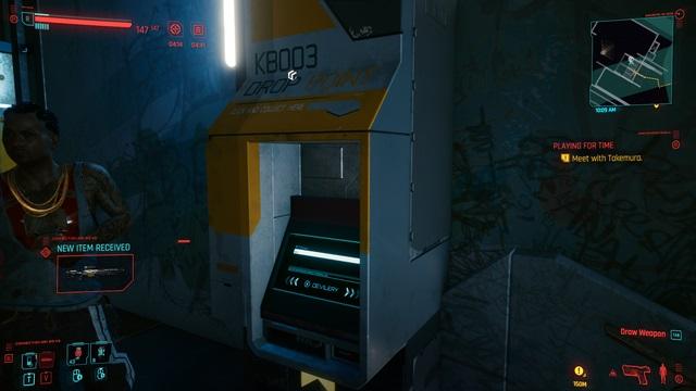 cách kiếm tiền và kinh nghiệm lắp ráp vô hạn trong Cyberpunk 2077 Photo-6-16079377953881429348986