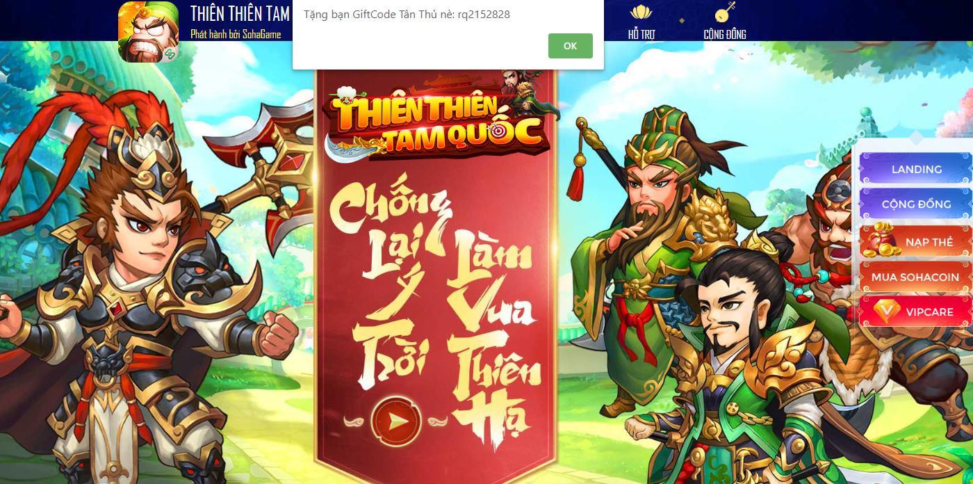 Thiên Thiên Tam Quốc ra mắt ngày mai 16/12 và 4 điều cần chú ý - Ảnh 1.