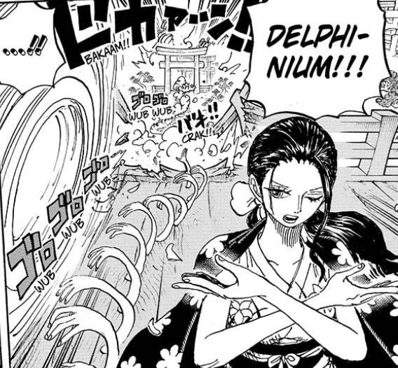 Spoil One Piece 999: Hé lộ về món nợ của 2 Tứ Hoàng, Zoro cưỡi phượng hoàng đại chiến King - Queen - Ảnh 3.