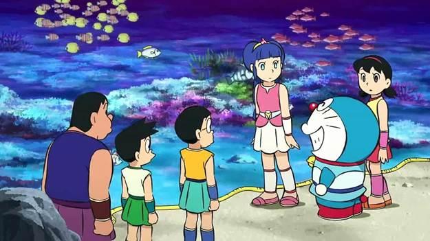 Nobita cùng những người bạn đã oanh tạc vô số vùng đất, thời đại và kỷ nguyên trong series Doraemon như thế nào? - Ảnh 1.