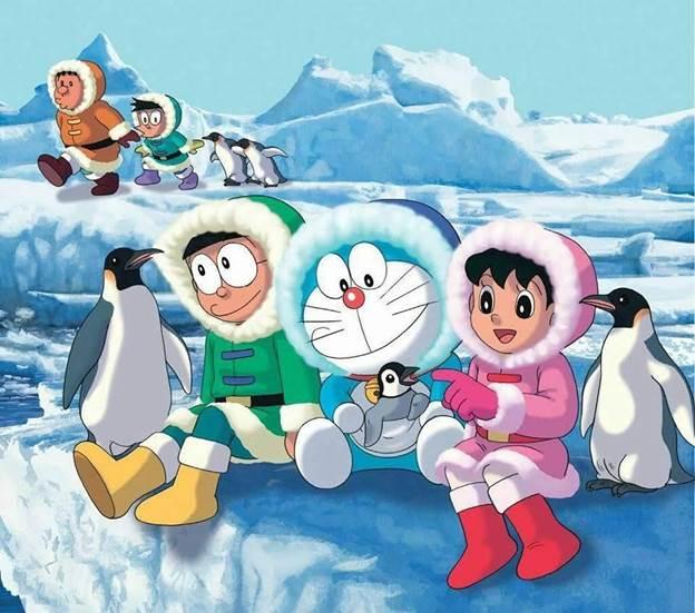 Nobita cùng những người bạn đã oanh tạc vô số vùng đất, thời đại và kỷ nguyên trong series Doraemon như thế nào? - Ảnh 3.