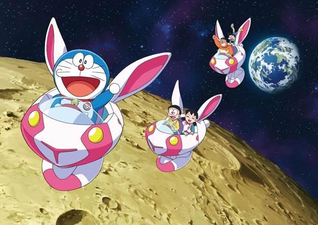 Nobita cùng những người bạn đã oanh tạc vô số vùng đất, thời đại và kỷ nguyên trong series Doraemon như thế nào? - Ảnh 4.