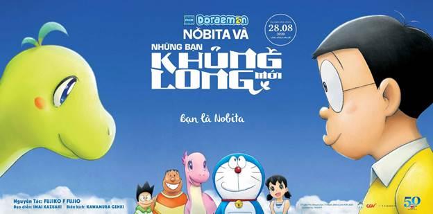 Nobita cùng những người bạn đã oanh tạc vô số vùng đất, thời đại và kỷ nguyên trong series Doraemon như thế nào? - Ảnh 5.
