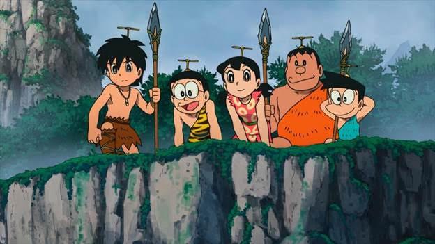 Nobita cùng những người bạn đã oanh tạc vô số vùng đất, thời đại và kỷ nguyên trong series Doraemon như thế nào? - Ảnh 2.