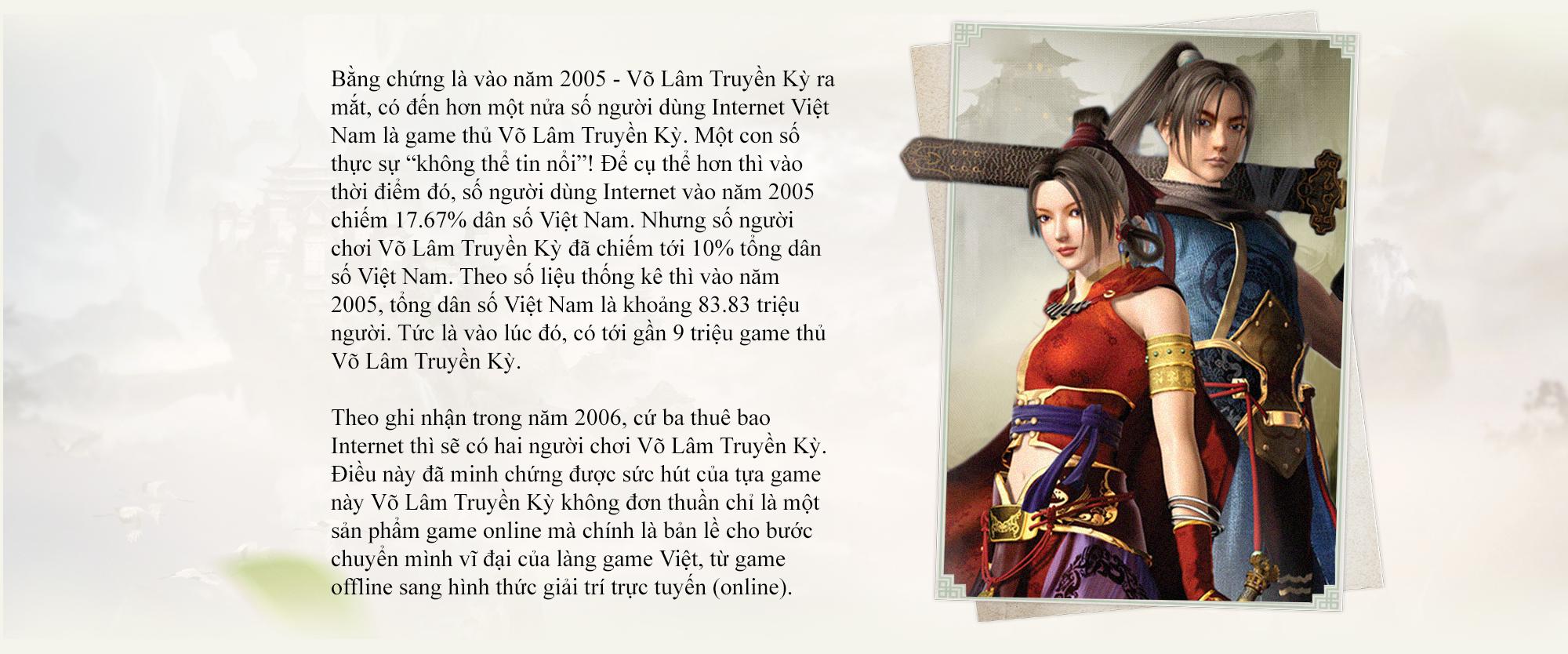 """15 năm Võ Lâm Truyền Kỳ - """"Chứng nhân"""" lịch sử làng game & huyền thoại game online đi qua mọi thăng trầm thời đại Internet Việt Nam - Ảnh 2."""