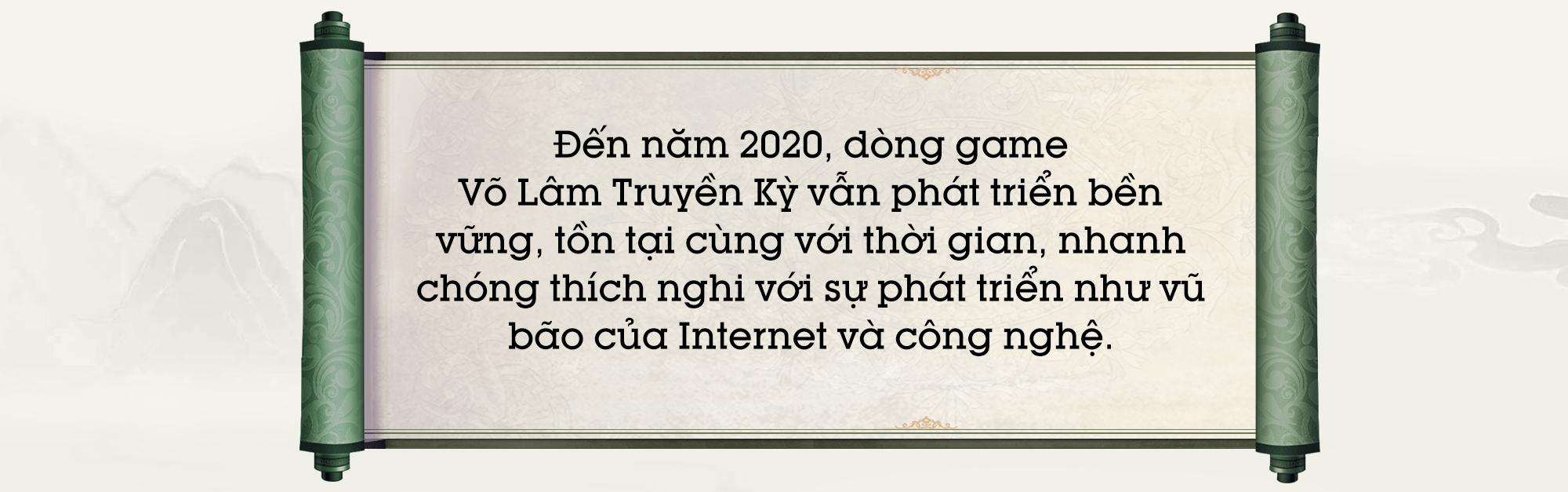 """15 năm Võ Lâm Truyền Kỳ - """"Chứng nhân"""" lịch sử làng game & huyền thoại game online đi qua mọi thăng trầm thời đại Internet Việt Nam - Ảnh 8."""