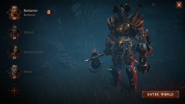 Chính thức lộ diện Diablo bản Mobile: Giữ phong cách cày cuốc huyền thoại, miễn phí hoàn toàn - Ảnh 4.