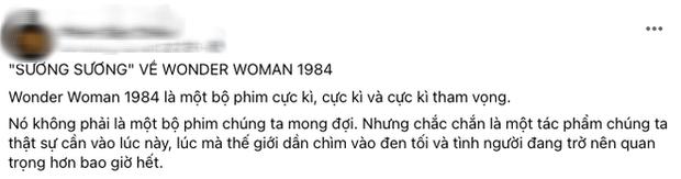 Wonder Woman 1984 bị netizen so sánh với... Hương Giang vì hay nói đạo lý, người khen kẻ chê lẫn lộn - Ảnh 6.