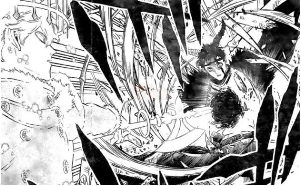 Spoiler Black Clover chap 276: Yuno quyết định biến hình, đâm thủng Zenon bằng cây rìu lớn - Ảnh 2.