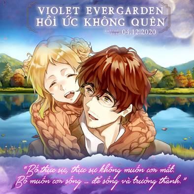 Lý do thương hiệu Violet Evergarden nổi bật giữa rừng anime hiện tại! - Ảnh 6.