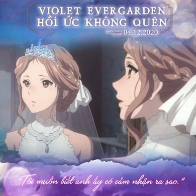 Lý do thương hiệu Violet Evergarden nổi bật giữa rừng anime hiện tại! - Ảnh 7.