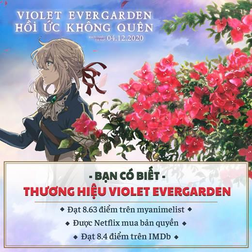 Lý do thương hiệu Violet Evergarden nổi bật giữa rừng anime hiện tại! - Ảnh 8.