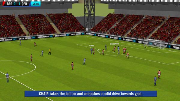 Tải ngay game quản lý bóng đá hấp dẫn Soccer Manager 2021, miễn phí 100% trên Steam - Ảnh 1.