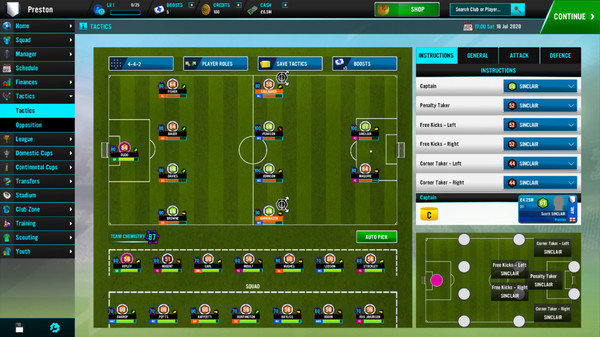 Tải ngay game quản lý bóng đá hấp dẫn Soccer Manager 2021, miễn phí 100% trên Steam - Ảnh 3.