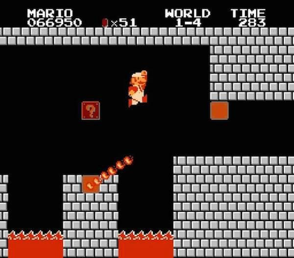 Những bí mật hay ho mà bạn chưa biết về huyền thoại sửa ống nước Mario - Ảnh 2.